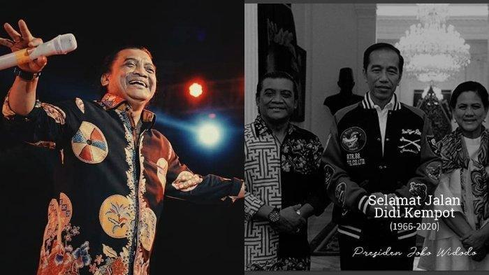 Jokowi Akui Sempat Nonton Konser Amal Didi Kempot: Selamat Jalan The Godfather of Broken Heart