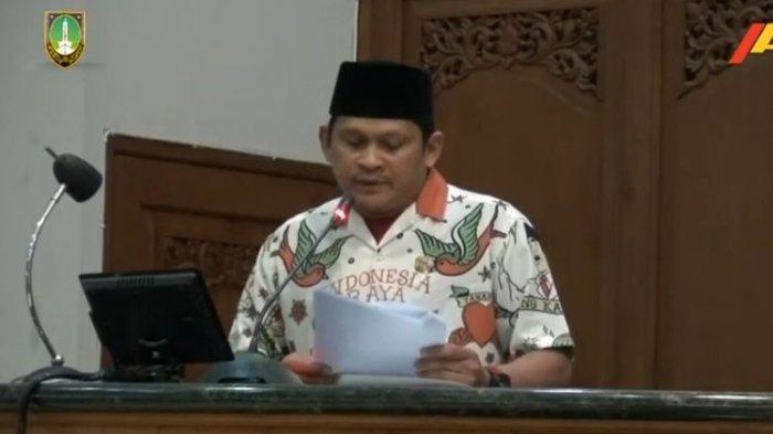 Kader PKS Kenakan Kemeja Pendukung Gibran Saat Rapat di DPRD, PKS Solo Kaget