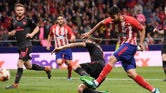 Atletico Madrid ke Final Piala Euroa Kandaskan Arsenal 1-0