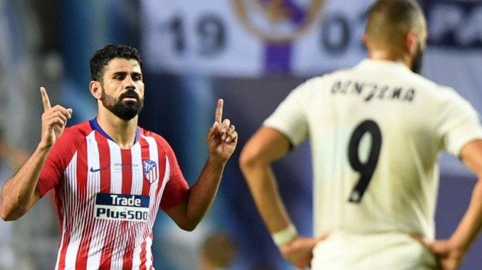 Gol Cepat Diego Costa Pecahkan Rekor Piala Super Eropa