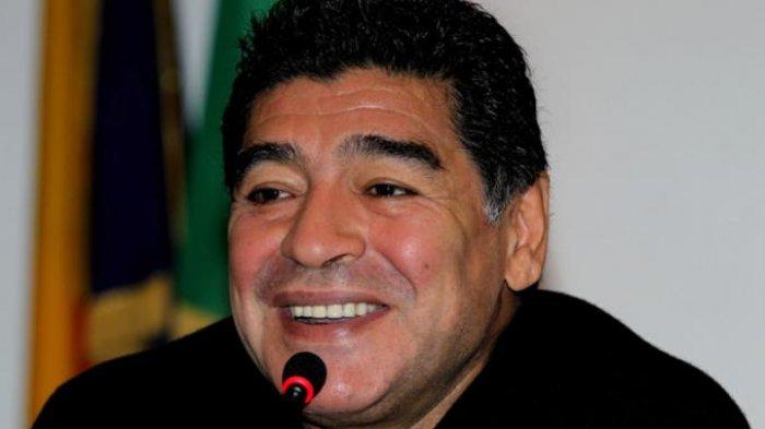 Indonesia Sempat Bikin Diego Maradona Terpukau, Sayang Sang Legenda Batal Jadi Pelatih Timnas