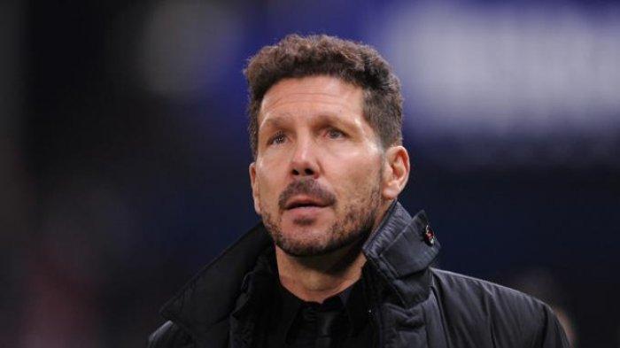 Atletico Madrid Disingkirkan Barcelona, Diego Simeone Tetap Bangga