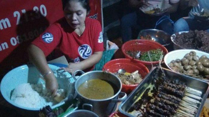Kebanyakan Gudeg di Yogyakarta Dijual Malam sampai Subuh, Ini Alasannya