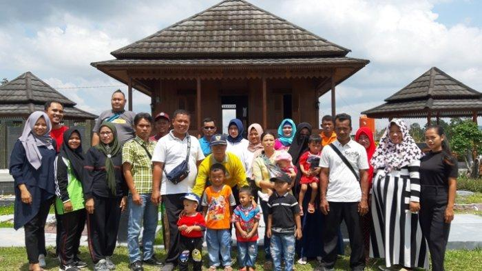 Desa Simpang Pesak Pionir Program Cafe Sehat