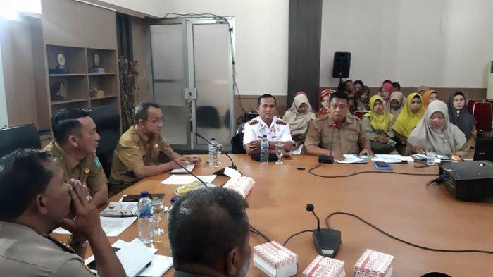 Belitung Timur Bentuk Tim Kewaspadaan Dini Penanganan dan Pencegahan Virus Corona