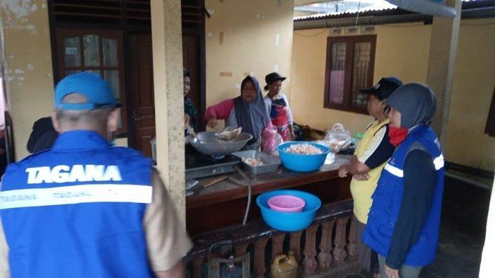 Hujan Berkepanjangan, Ratusan Jiwa Terdampak Banjir di Empat Kecamatan di Belitung Timur