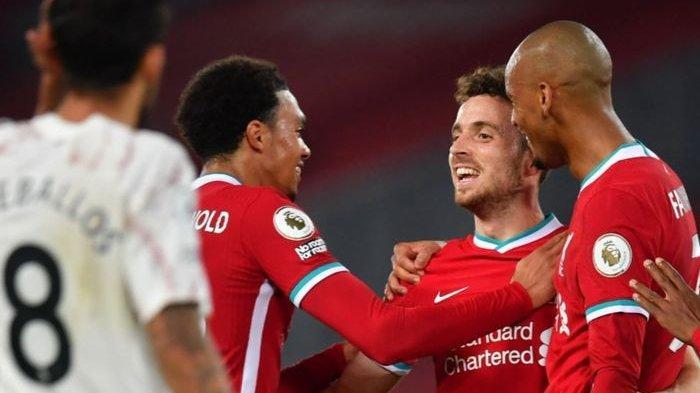 Hasil dan Klasemen Liga Inggris, Liverpool Selevel dengan Everton dan Leicester