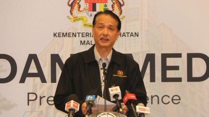 Malaysia Beberkan Dua Titik Baru Penyebaran Corona, Salah Satunya Dekat Indonesia, Pulau Kalimantan?