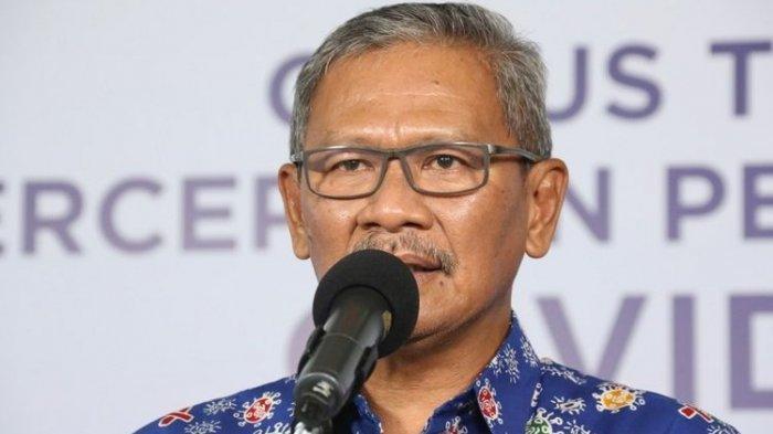 Achmad Yurianto Kini Jadi Staf Ahli Menkes, Berikut Ini Pesan Terawan
