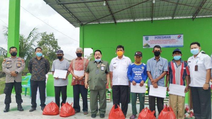 PT Rebinmas Jaya Salurkan Bantuan CSR - direktur-pt-rebinmas-jaya-datuk-seri-ramli-sutanegara-saat-1.jpg