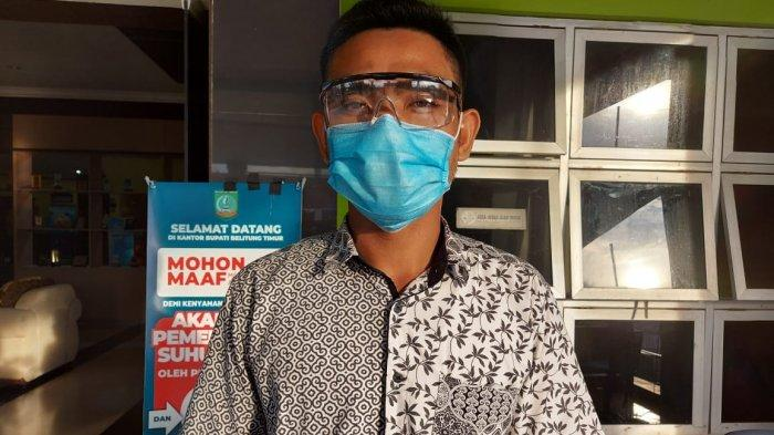 UPDATE Pasien Kepala Dinas Belitung Timur H Sudah Tidak Diisolasi, Tinggal Tunggu Hasil Swab