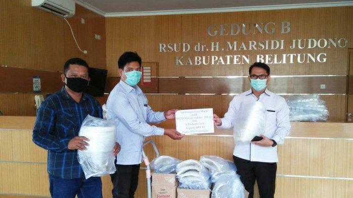 Empat Nakes Positif Covid-19, RSUD Marsidi Judono Tutup Sementara Layanan Bersalin dan Operasi