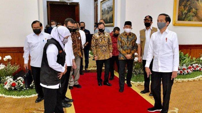 Jokowi Jengkel dengan Para Menteri: Ini Apa Enggak Punya Perasaan? Suasana Ini Krisis!