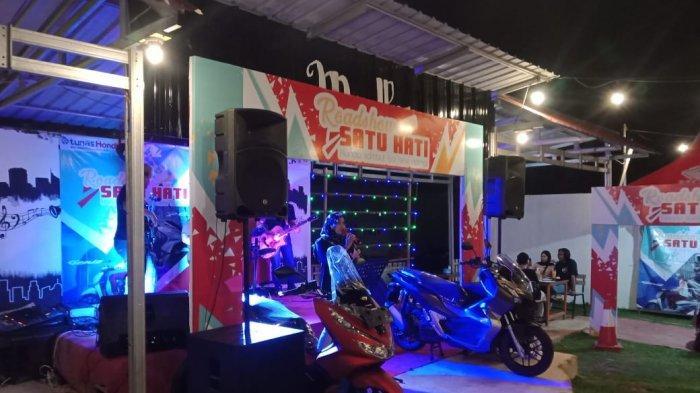 Tunas Dwipa Matra (TDM)  Gelar Roadshow di Mr. Jhon Cafe Manggar