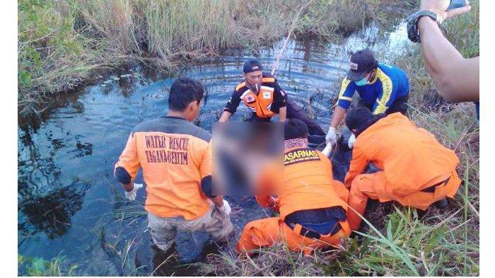 Jasad Arip Korban Terkaman Buaya Akhirnya Ditemukan Nelayan Saat Hendak Berangkat Memancing