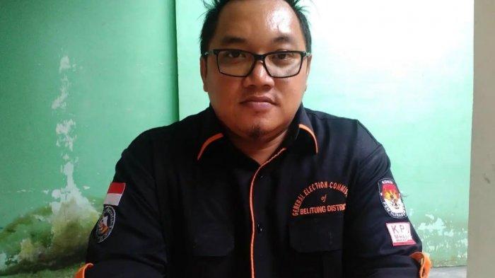 Besok, KPU Kabupaten Belitung Rencanakan Pleno Penetapan Perolehan Kursi Legeslatif