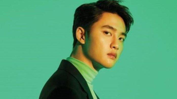 D.O EXO Rumornya Bintangi Film The Moon Setelah Wamil, Jadi Astronot Terdampar di Luar Angkasa