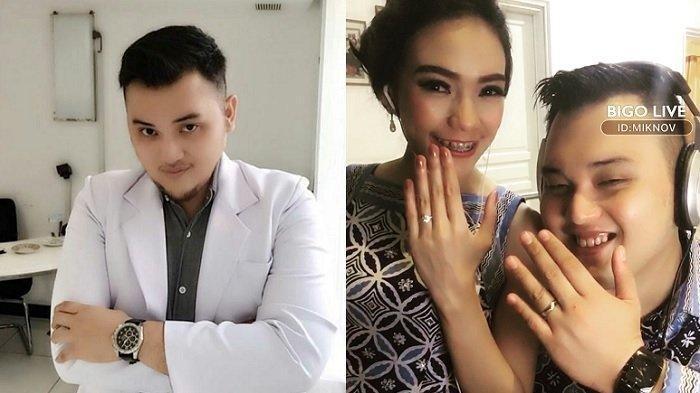 Calon Istri Curhat Dugaan Dokter Michael Tertular Corona dari Pasien Tak Jujur, Akhirnya Meninggal