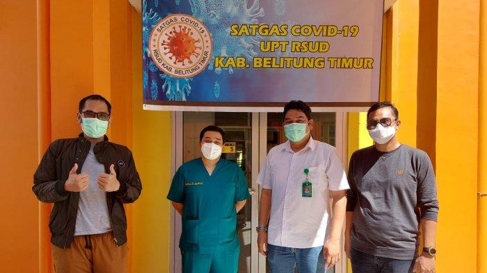 IDI Belitung Timur Bantah Kabar Hoaks yang Menyudutkan Petugas Medis RSUD Beltim