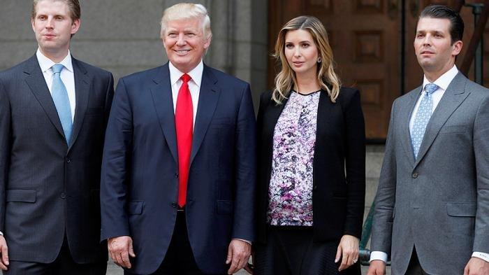 Dua Putra Donald Trump Ngamuk Ayahnya Kalah, Partai Republik Disebutnya Lema Seperti Domba