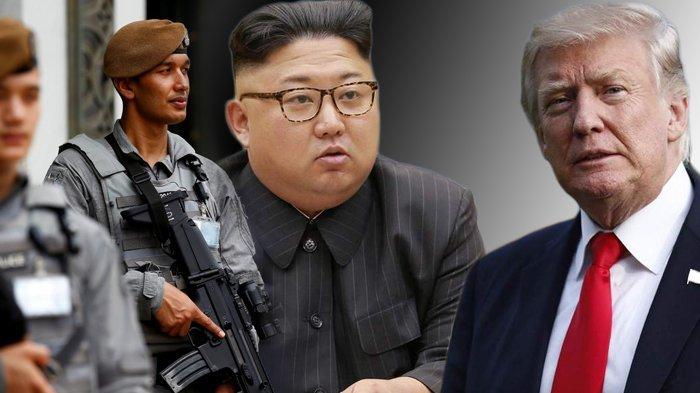 Korea Utara Tembakkan Rudal Jarak Pendek, Tantangan Pertama Kim Jong Un kepada Joe Biden