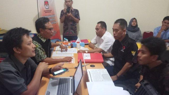 Hingga Kemarin, Baru 9 Parpol Daftar Pencalonan Legislatif Pemilu 2019 di Belitung