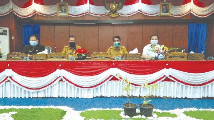 Imbau Masyarakat Belitung Tidak Panik
