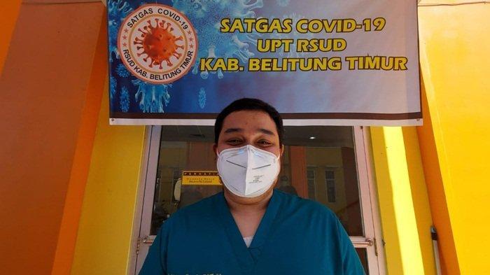 Jika Ada Pasien Covid-19, APD di RSUD Belitung Timur Hanya Cukup untuk 14 Hari