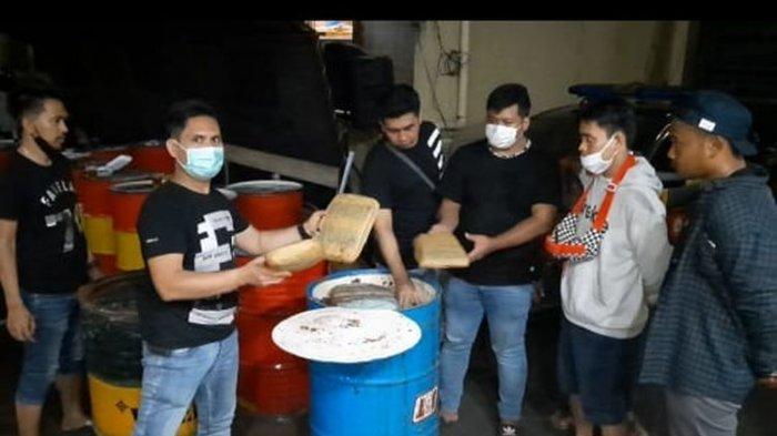 Pasca Tangkap Seorang Bandar di Sumut, Polisi Ungkap Peredaran Ganja 100 Kg di Depok