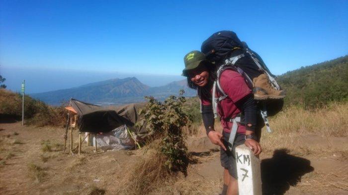 Ketika Gempa 6,4 SR, Dua Orang Pendaki Gapabel Berada di Gunung Rinjani