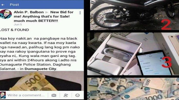 Kembalikan Dompet Berisi Uang Rp 7,8 Juta pada Pemilik, Besoknya Pemuda Ini Dapat Balasan Berlimpah