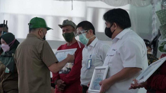 GM PLN Babel Terima Penghargaan dari Dirjen KSDAE Atas Dukungan Konservasi Keanekaragaman Hayati