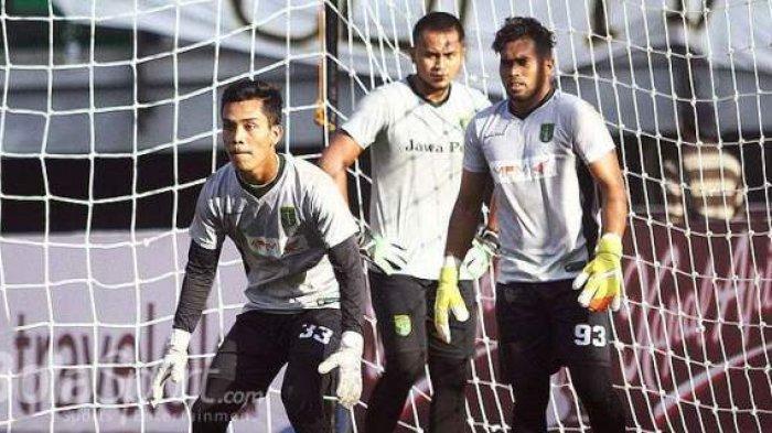 Pelatih Ini Pengin Kiper Persebaya Surabaya Kelak Sehebat David de Gea