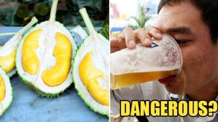 Setelah Makan Durian, Polisi di China Gagal Lalui Tes Alkohol