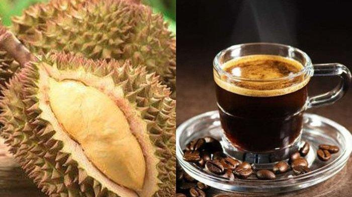 Benarkah Minum Kopi Setelah Makan Durian jadi Sebab Kematian? Cek Faktanya Kata Ahli