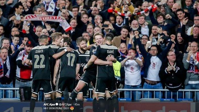 Perempat Final Liga Champions - Ajax Amsterdam Disebut Mampu Singkirkan Juventus dari Liga Champions