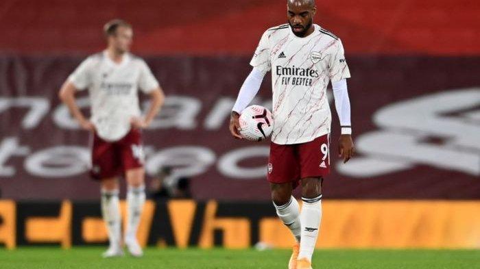 Hasil Liverpool Vs Arsenal, Keunggulan The Gunner Hanya Bertahan 3 Menit