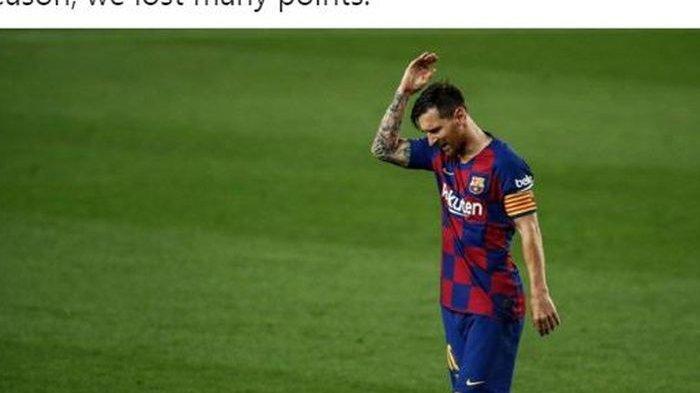 Dua Kalimat Koeman dan 5 Hal Muak yang Bikin Messi Mau Tinggalkan Barcelona