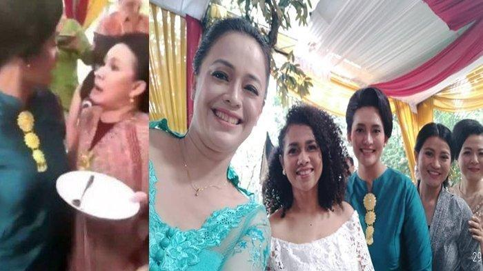 Sosok Ini Bongkar Ibu-ibu yang Videonya Viral Gara-gara Bertengkar Rebutan Rendang saat Kondangan