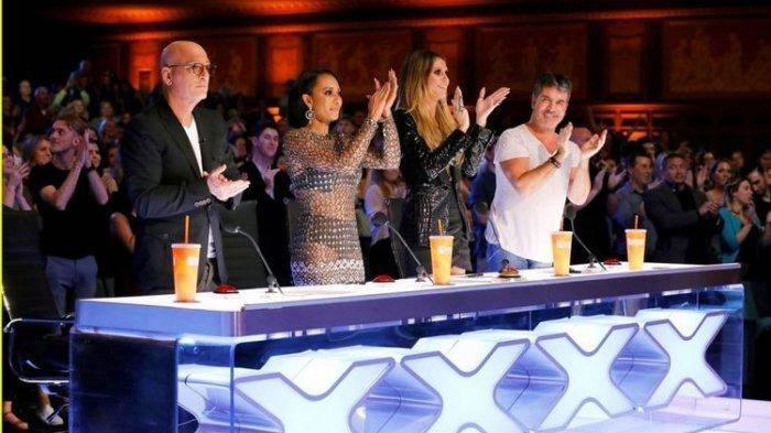 Juri America's Got Talent Mel B Sehari Bisa Bersama 3 Pria, Kecanduan hingga Lakukan Rehabilitasi
