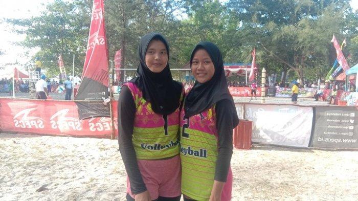Kisah Tim Putri Bangka Belitung Masuk Final Kejuaraan Nasional Voli Pasir, Semangat Raih Medali Emas