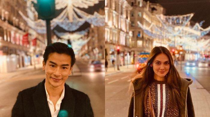 Bantah Jalin Asmara, Luna Maya Malah Kepergok Jalan-jalan ke Luar Negeri dengan Ryochin