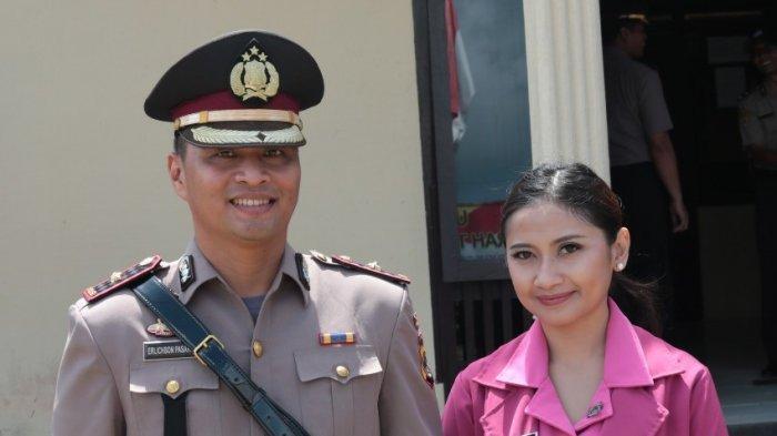 Kompol Erlicshon Terkesan dengan Masyarakat dan Keindahan Pantai di Belitung