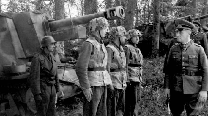 'Tentara Hantu' Perang Dunia II, Isinya Pekerja Seni dan Rekam Suara-suara Militer Kelabui Musuh AS