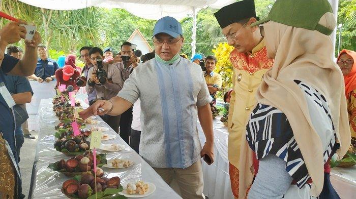 Kontes Jadi Upaya Gugah Pekebun Manggis Bangka Belitung Agar Bisa Penuhi Standar Ekspor