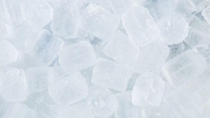Jika Kepala Cenat-cenut Nanti Dulu Minum Obat, Cukup Tempelkan Es Batu di Leher, Seketika Sembuh!