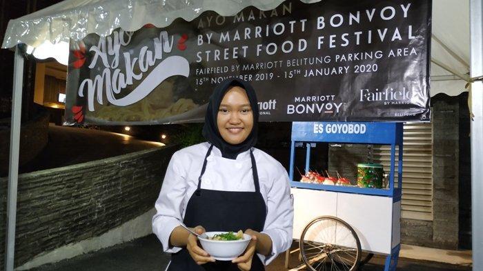 Yummy-nya Icip-icip Kuliner Bandung di Hotel Fairfield by Marriott Belitung