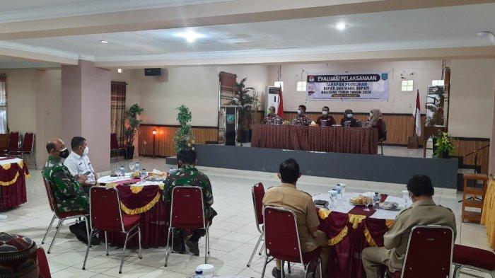 KPU Belitung Timur Ucapkan Terima Kasih pada Stakeholders Terlibat dalam Pilkada 2020
