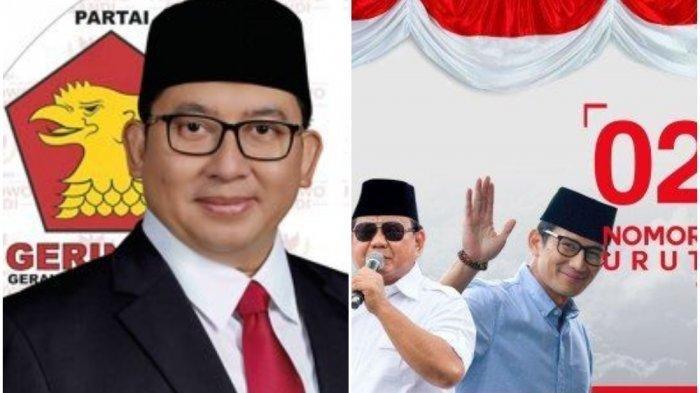 Fadli Zon Beberkan Soal Kabar Prabowo dan Sandiaga Uno Bertengkar Hebat