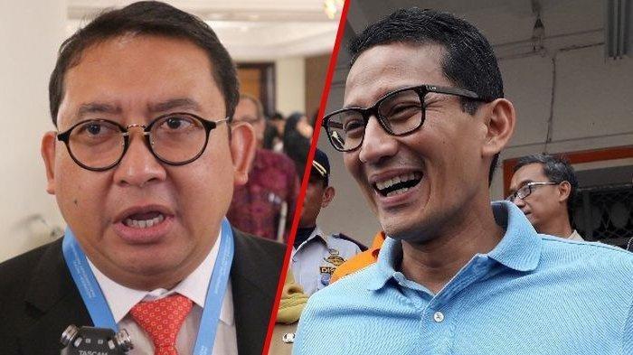 Sandiaga Uno dan Fadli Zon Berpeluang Jadi Menteri KKP di Kabinet Jokowi, Qodari: Punya Kedekatan